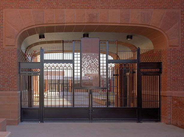 Chemistry Gate, Yale University