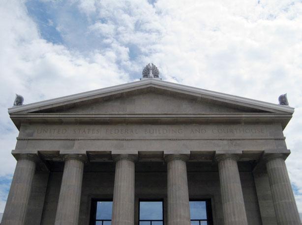 Federal Building, Tuscaloosa, Alabama
