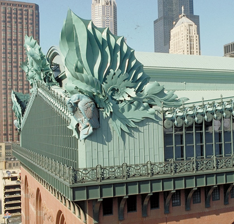 Harold Washington Library Center