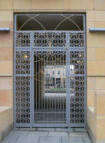 Rosenkranz Gate, Yale University