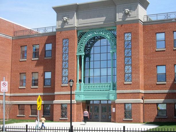 Truman and Clinton Schools, New Haven