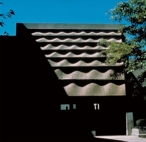 Architects' Building and Temple Rodef Shalom