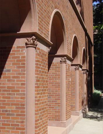Jordan Schnitzer Museum of Art Capitals, University of Oregon