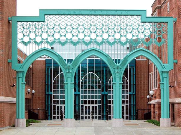 Mauro-Sheridan School, New Haven