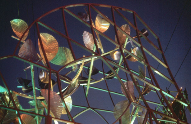 New Orleans World's Fair Tree Domes