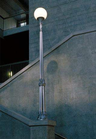 Physics Wall and Lights, University of Oregon